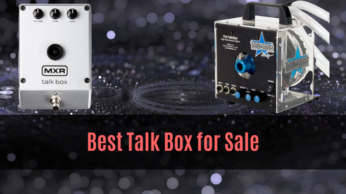 Best Talk Box for Sale