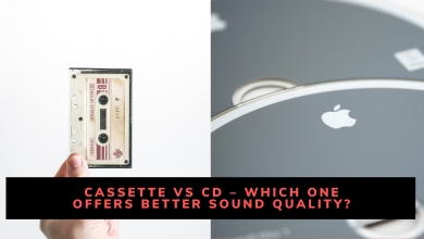 Photo of Cassette vs CD – which one offers better sound quality?