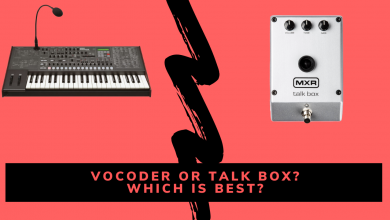 Vocoder or Talk box
