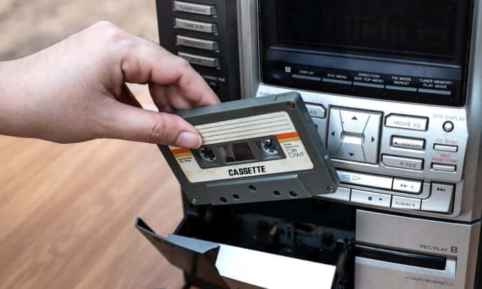 Should you invest in Cassettes tapes?