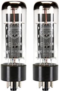 EL34 Vacuum Tube