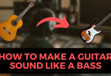 Photo of How to Make a Guitar Sound Like a Bass: Tips to create Bass Effect