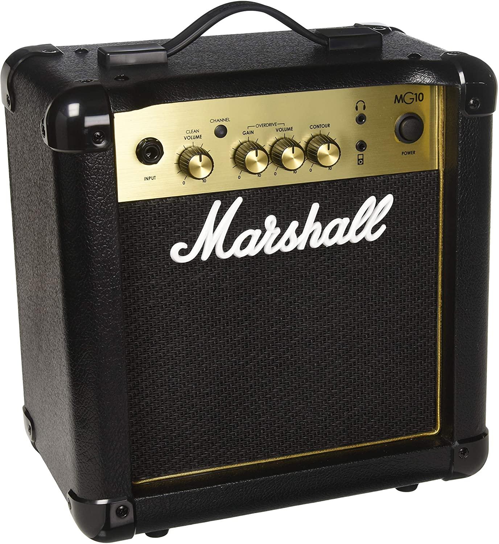 Marshall Amps Guitar Combo (M-MG10G-U)
