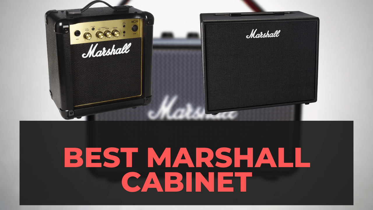 Photo of Best Marshall Cabinet- Top Marshall Cabinet