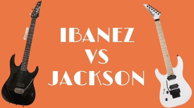 Ibanez vs Jackson
