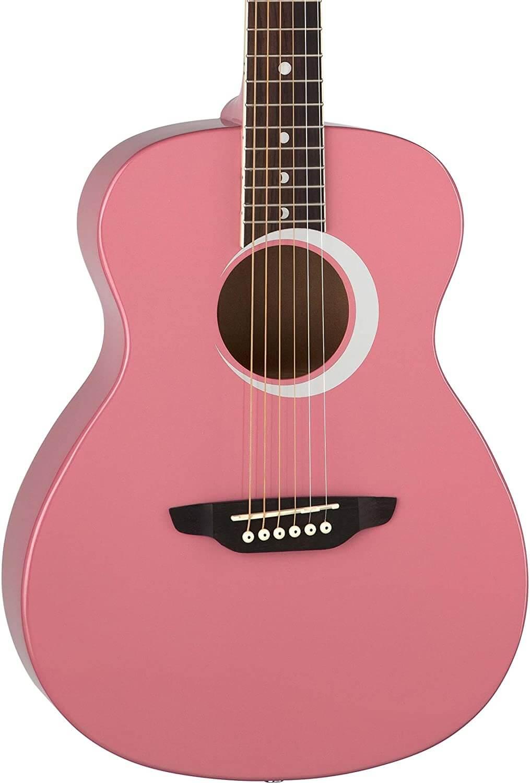 Luna Aurora Borealis Guitar