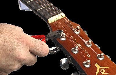 Guitar sting