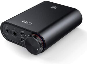 FiiO's headphone Amp