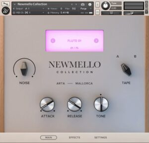 Wavesfactory Newmello Collection