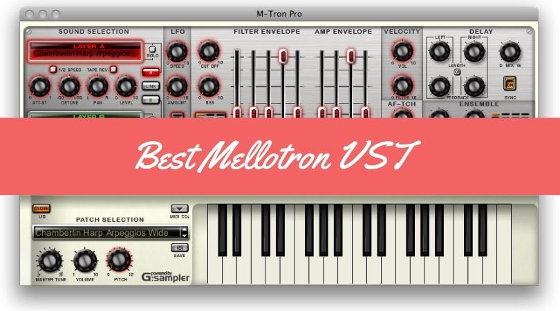 Best Mellotron VST