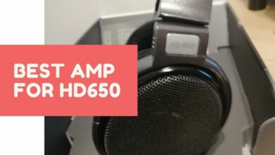 Best AMP For HD650