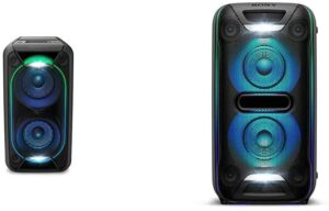 Sony Speakers for rock and roll parties