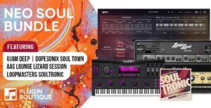Neo-Soul Bundle by Bundles+ for Rompler