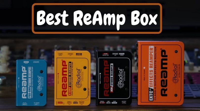 Best ReAmp Box