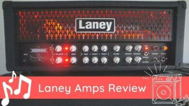 Laney Amps Review