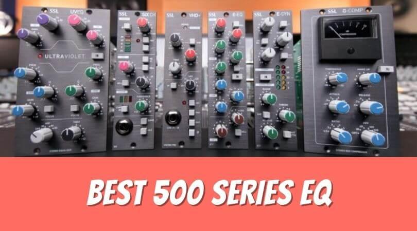 Best 500 Series EQ