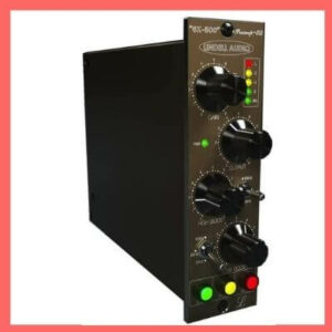 Lindell Audio 500 Series Preamp and EQ