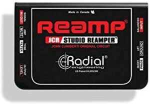 Radial Engineering JCR Passive Reamp