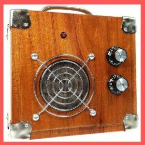 C.B. Gitty 2.5watt Cigar Box Amplifier