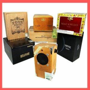 C.B. Gitty Amp for Cigar Box